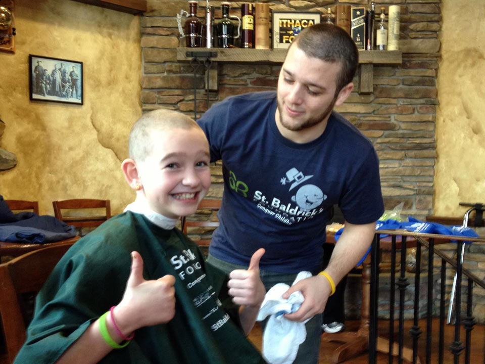 In the Community: St Baldwick's Foundation Fundraiser