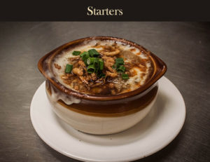 Kilpatrick's Irish Pub Menu: French Onion Soup