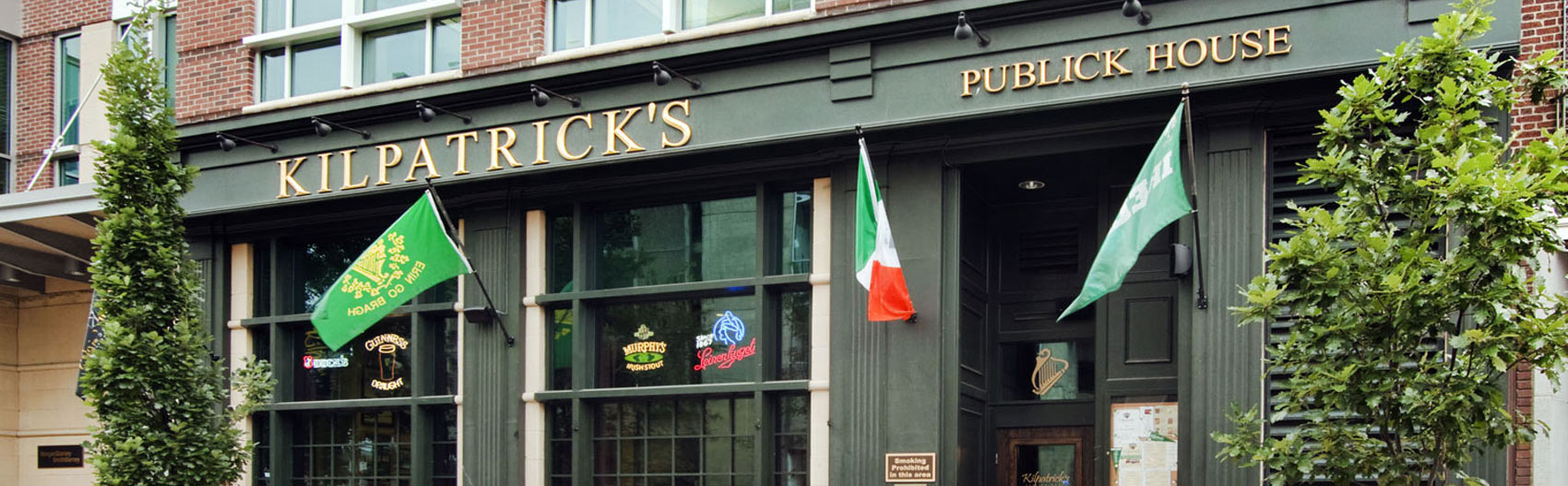 Kilpatrick's Publick House - Downtown Ithaca, NY