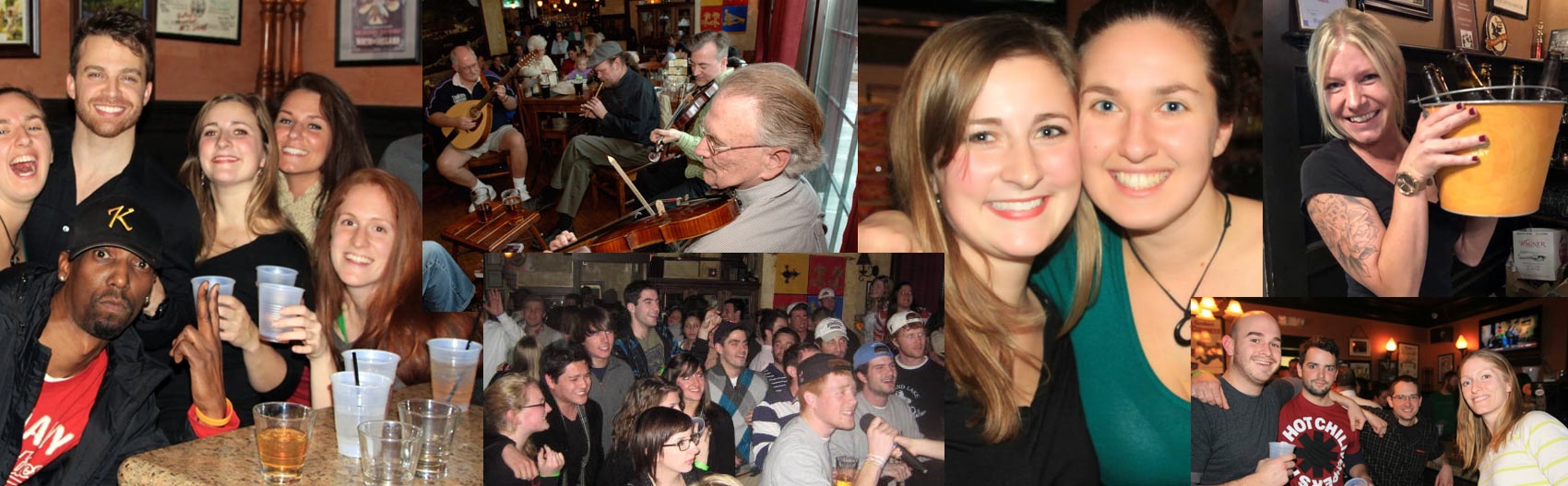 Events at Kilpatrick's Irish Pub - Ithaca NY