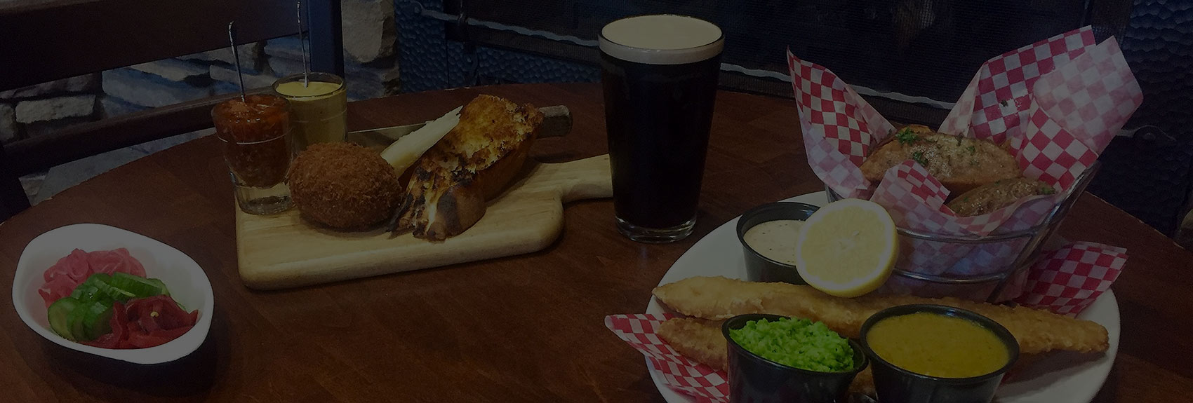 Irish American Menu - Kilpatrick's Pub, Ithaca NY