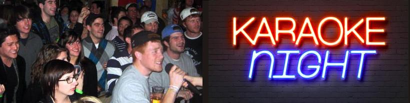 Thursday Event: Karaoke - Downtown Ithaca